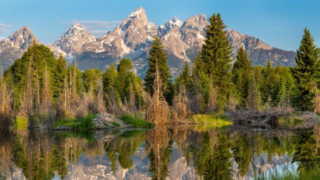 Landscape  Lake ki