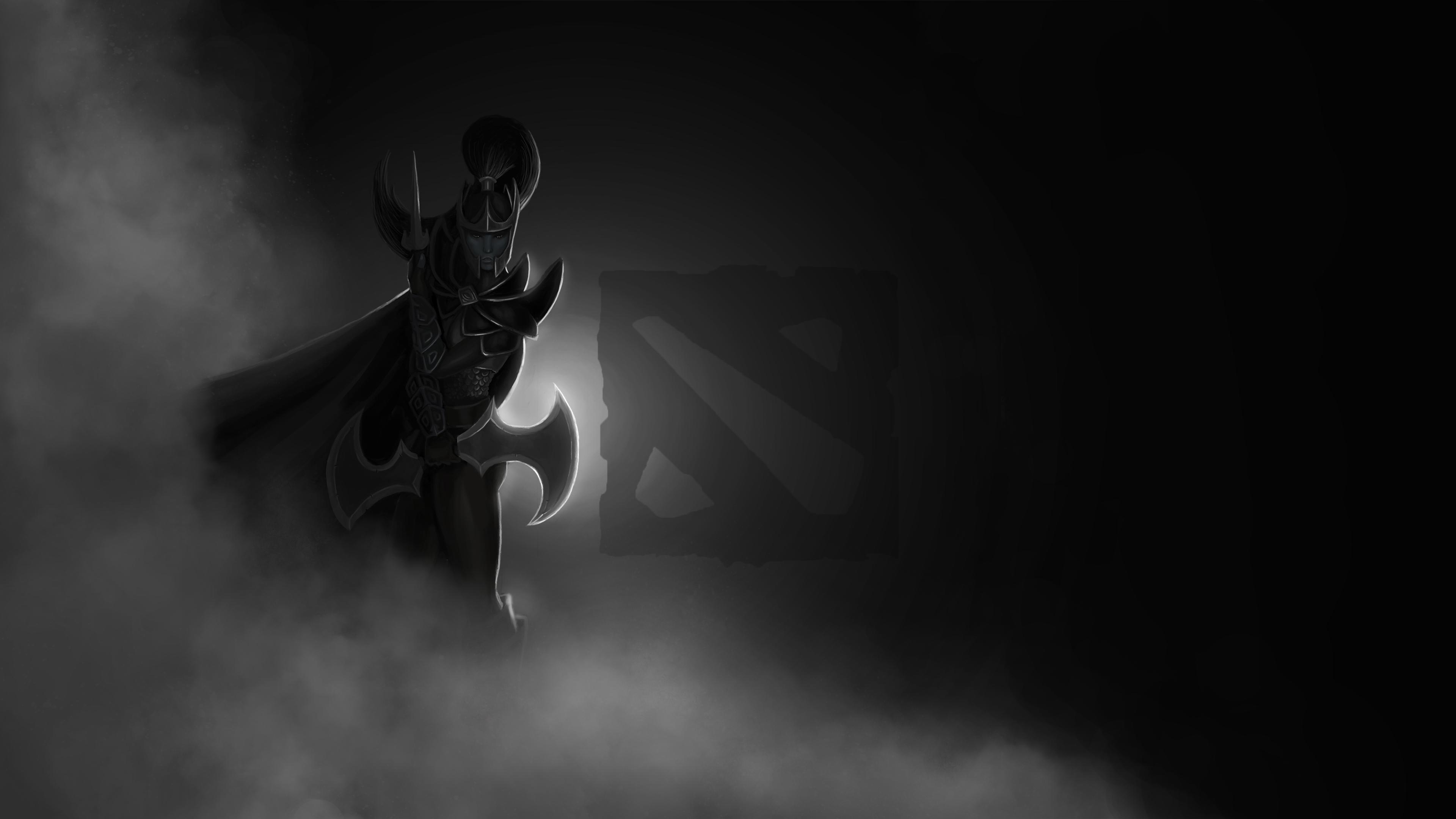 Character Black Fog Cool