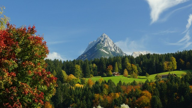 Landscape mountain