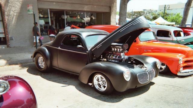 Car black